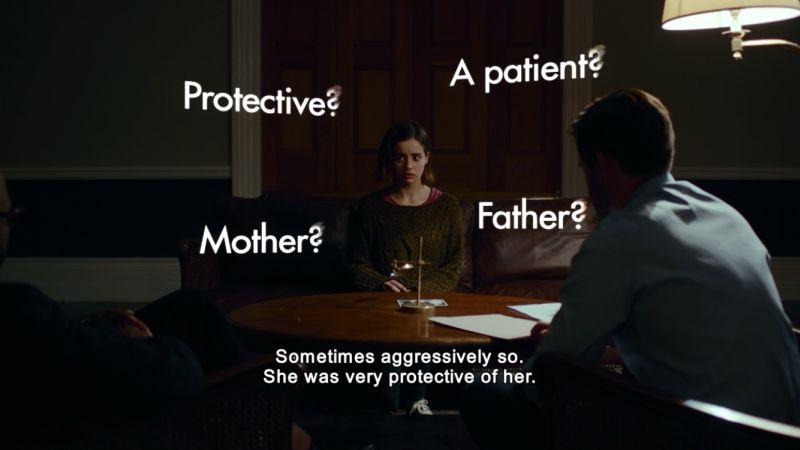 questions erica interactive thriller