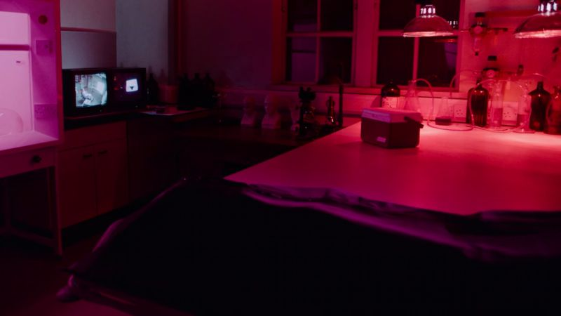 room erica interactive thriller