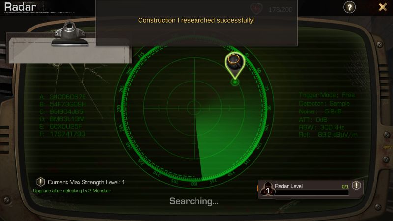 first refuge z radar