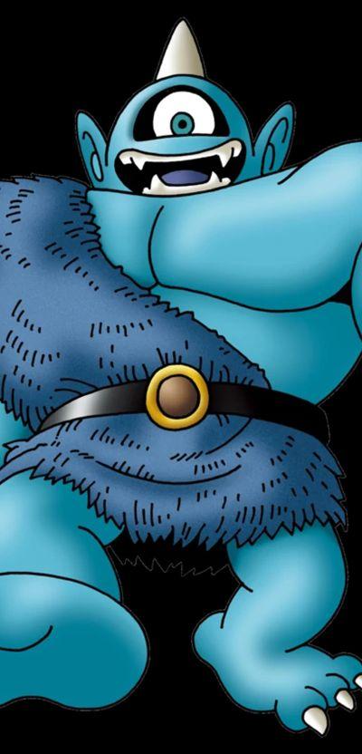 gigantes dragon quest tact
