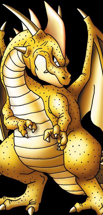 great dragon dragon quest tact
