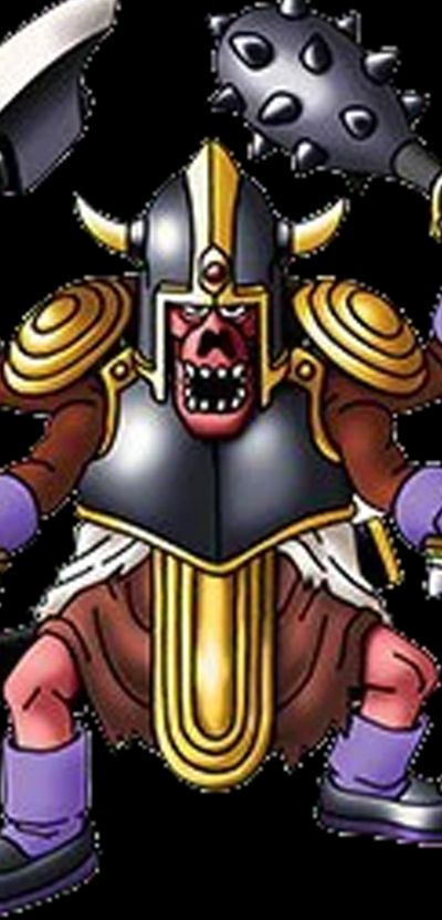 hell gladiator dragon quest tact