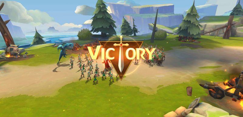 infinity kingdom victory