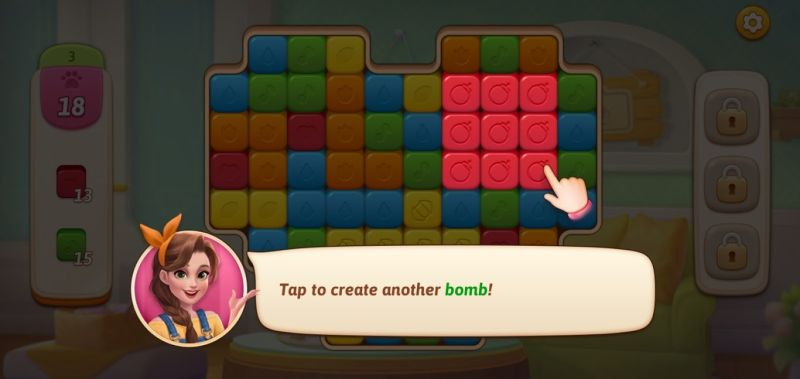 creating a bomb my story mansion makeover
