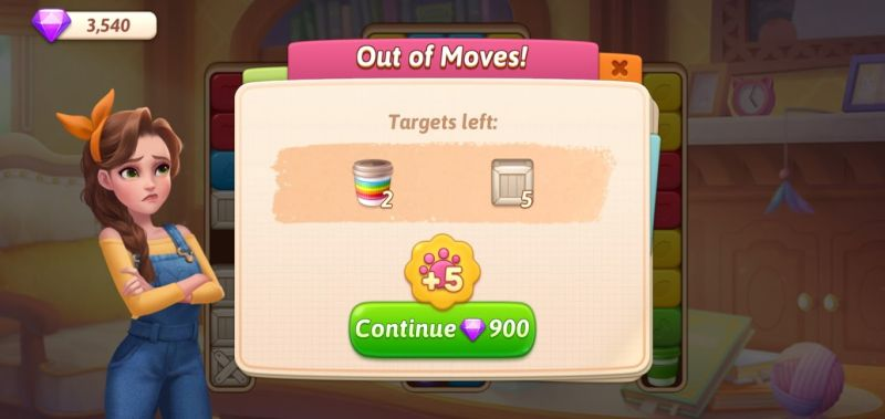 out of moves my story mansion makeover