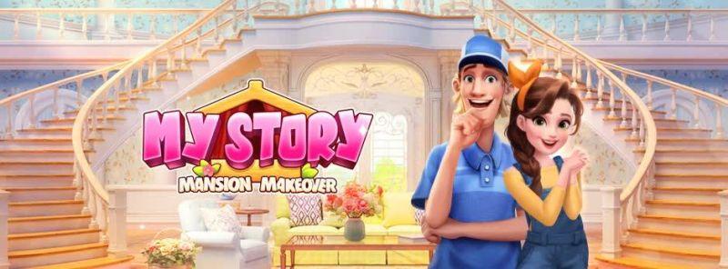 my story mansion makeover tricks