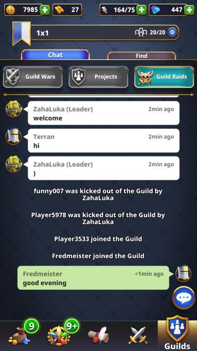 rivengard guild raid