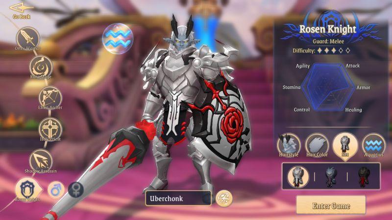 rosen knight stella arcana