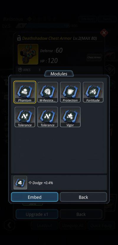 stellar hunter modules