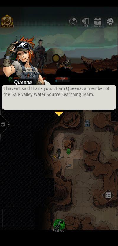 stellar hunter queena