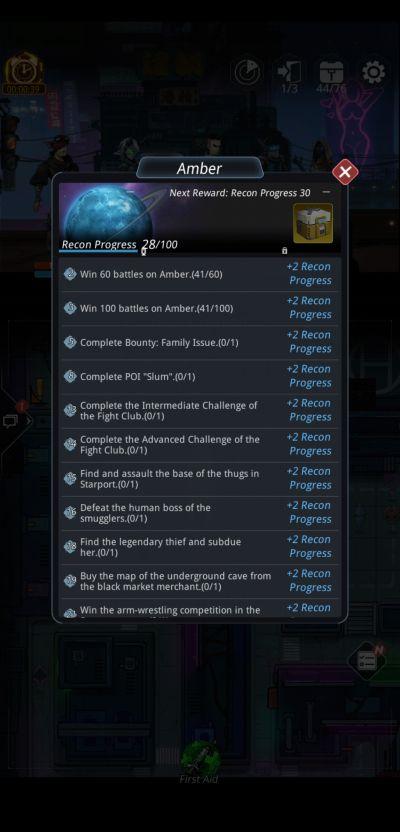stellar hunter rewards