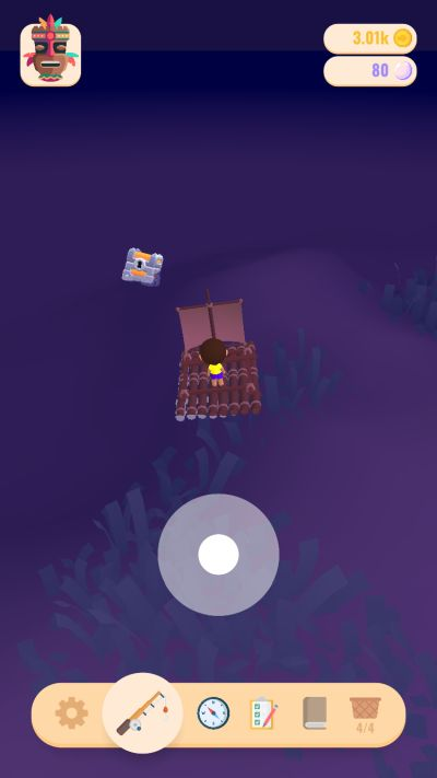 discovering treasures tides a fishing game