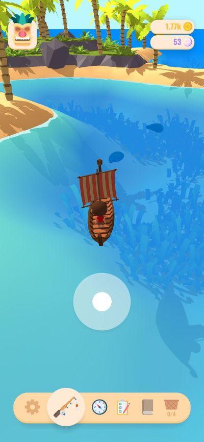 tricks tides a fishing game