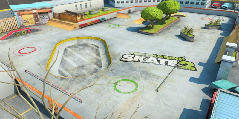 touchgrind skate 2 guide