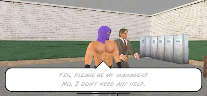 wrestling empire random encounter
