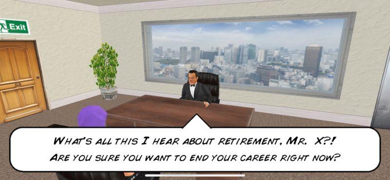 wrestling empire retirement