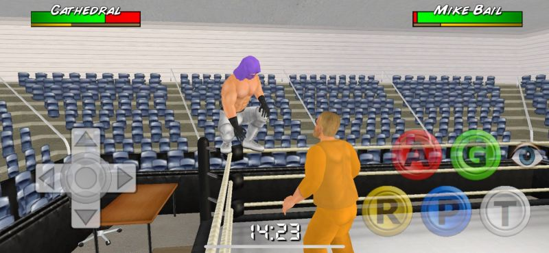 wrestling empire top rope moves