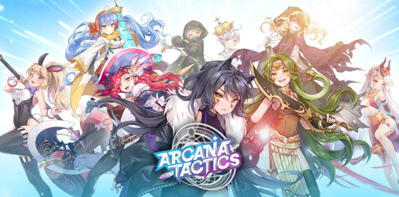 arcana tactics guide