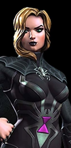 black widow claire voyant marvel contest of champions