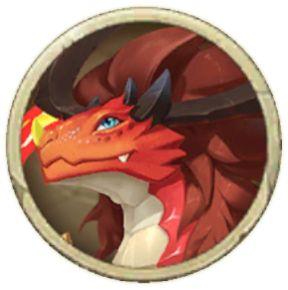burns dragon tamer