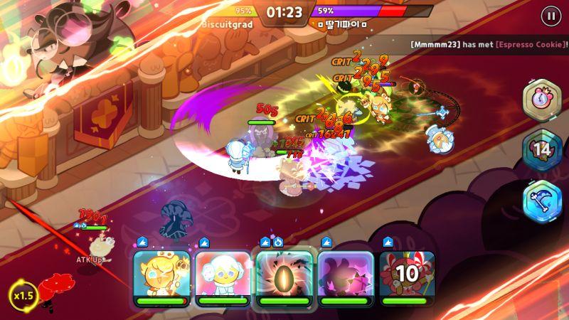 cookie run kingdom battle