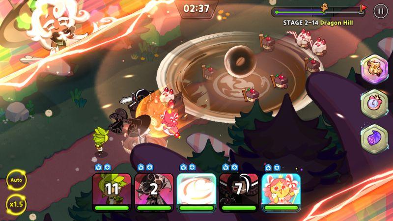 cookie run kingdom dragon hill