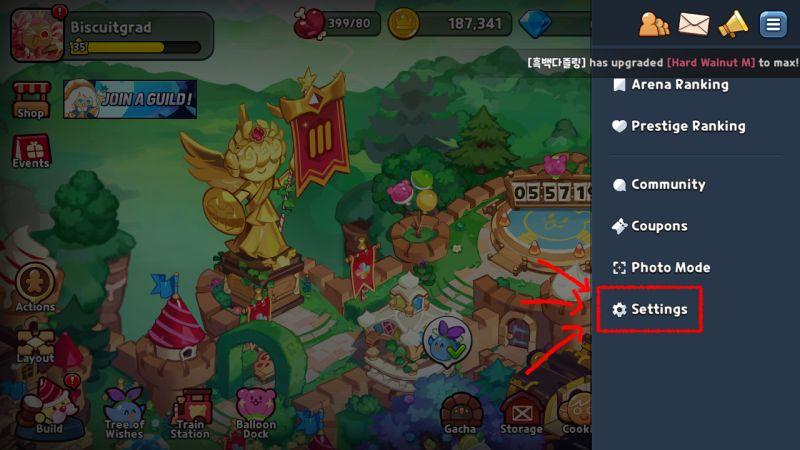 cookie run kingdom rewards step 2