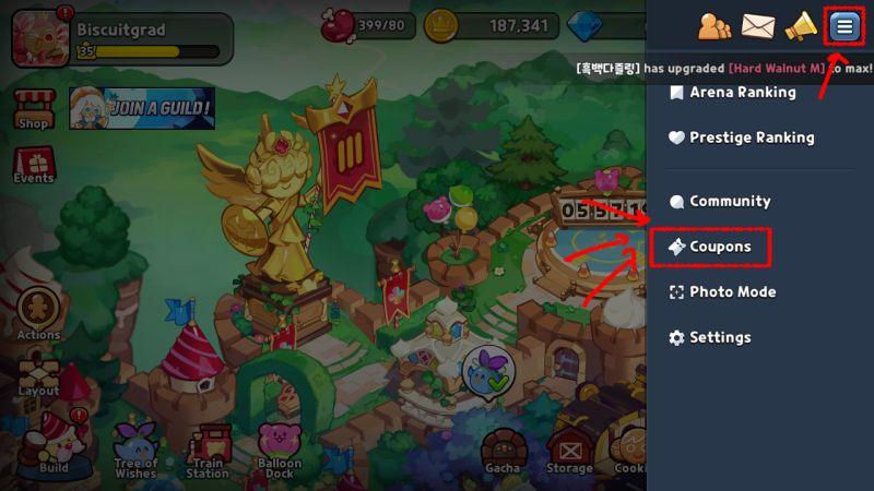 cookie run kingdom rewards step 5