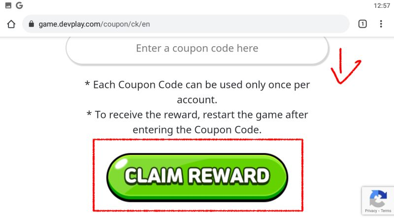cookie run kingdom rewards step 7
