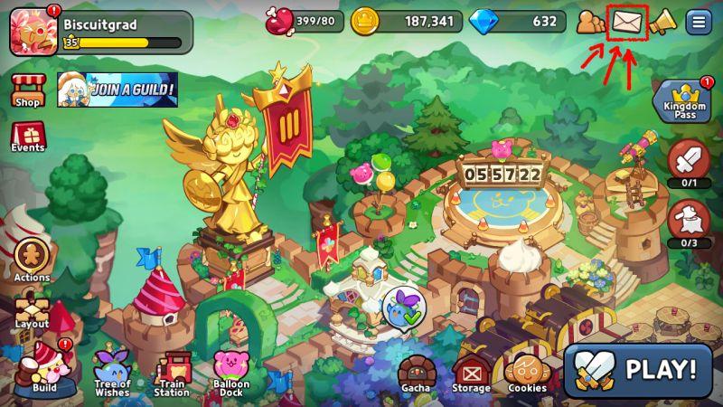 cookie run kingdom rewards step 8