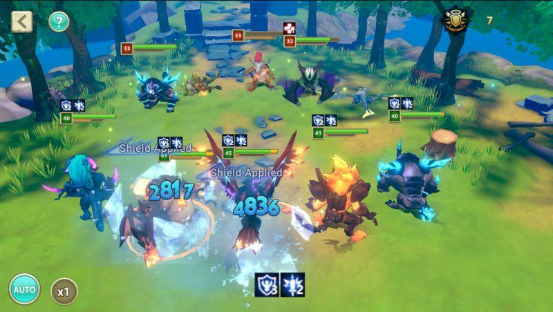 dragon tamer core skill