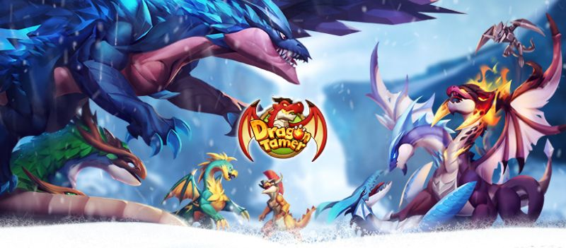 dragon tamer epic and legendary dragons