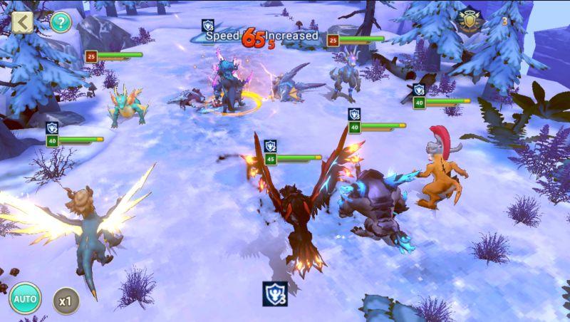 dragon tamer flash skill