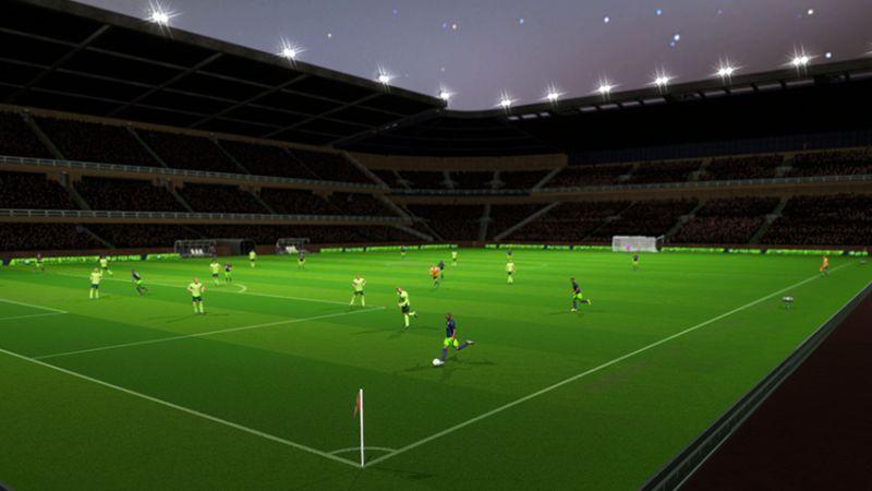 dream league soccer 2021 gameplay
