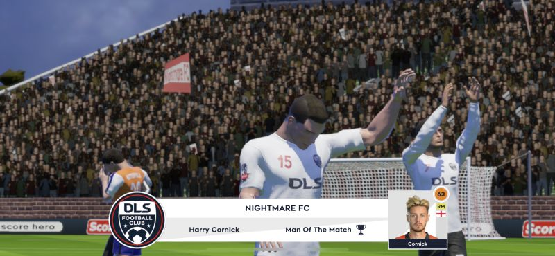 dream league soccer 2021 man of the match