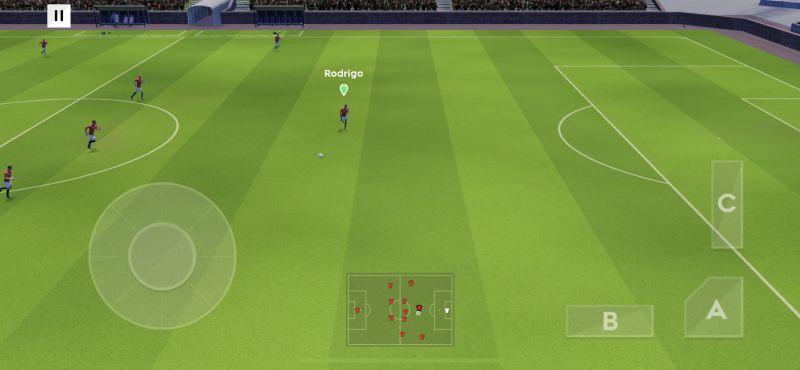 dream league soccer 2021 player stamina