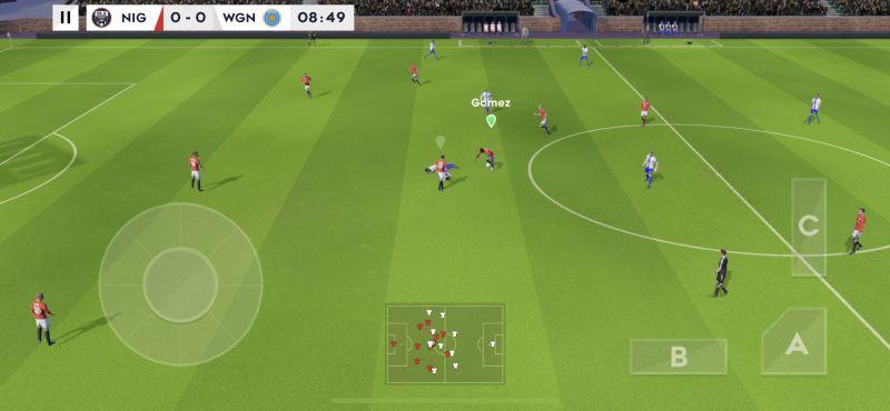 dream league soccer 2021 tackling