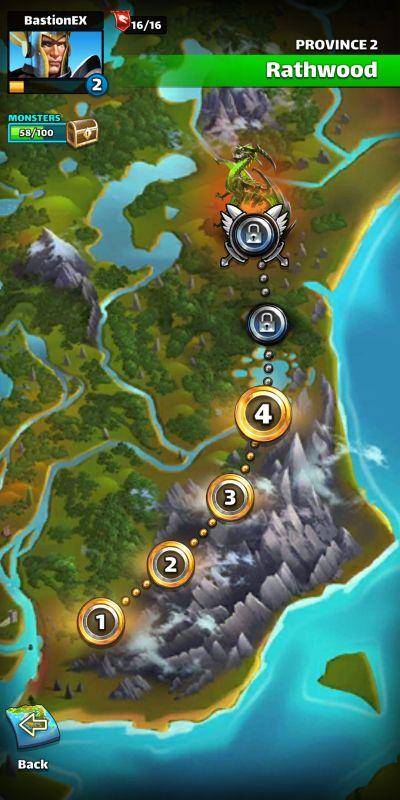 empires & puzzles campaign