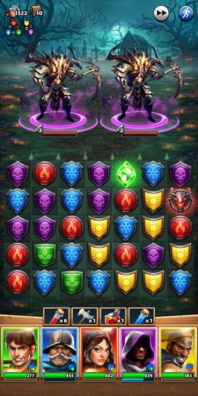 empires & puzzles strategies