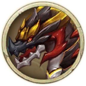 evil beast dragon tamer