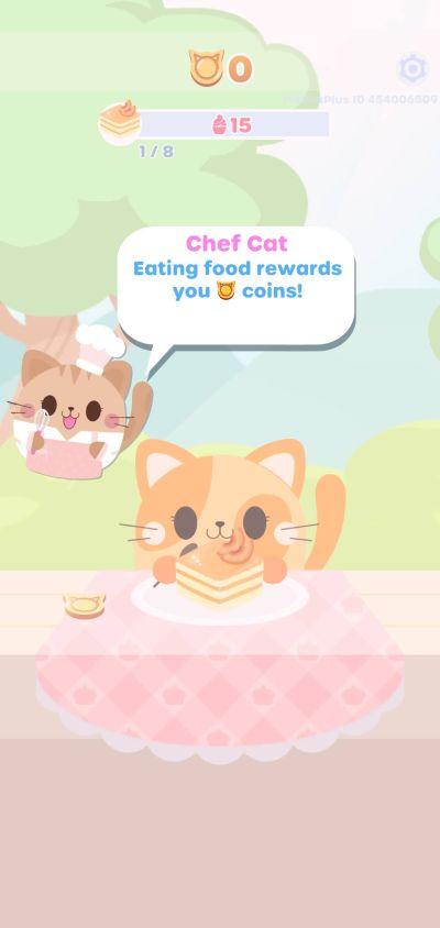greedy cats kitty clicker gameplay
