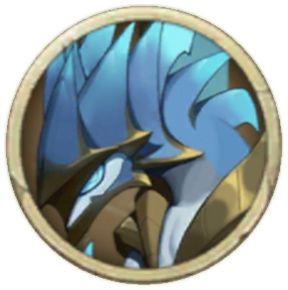 icey dragon tamer