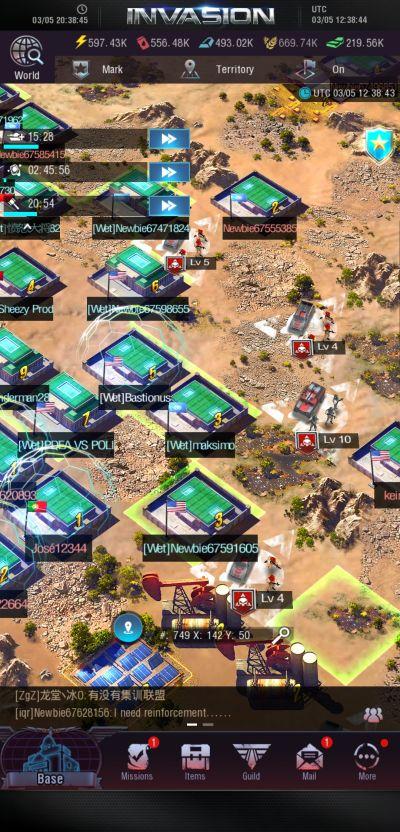 invasion modern empire strategies