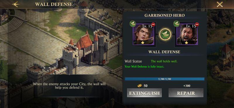 king of avalon city defense