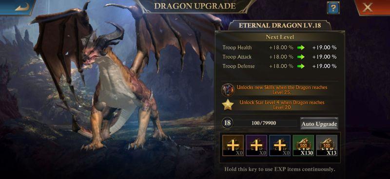 king of avalon dragon upgrade
