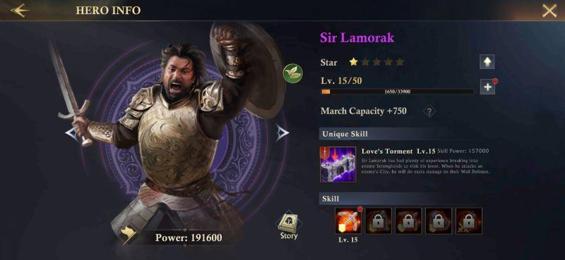 king of avalon sir lamorak