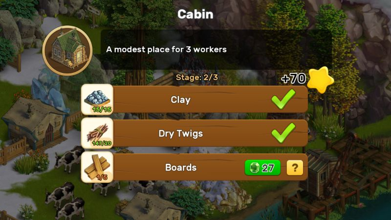 klondike adventures cabin