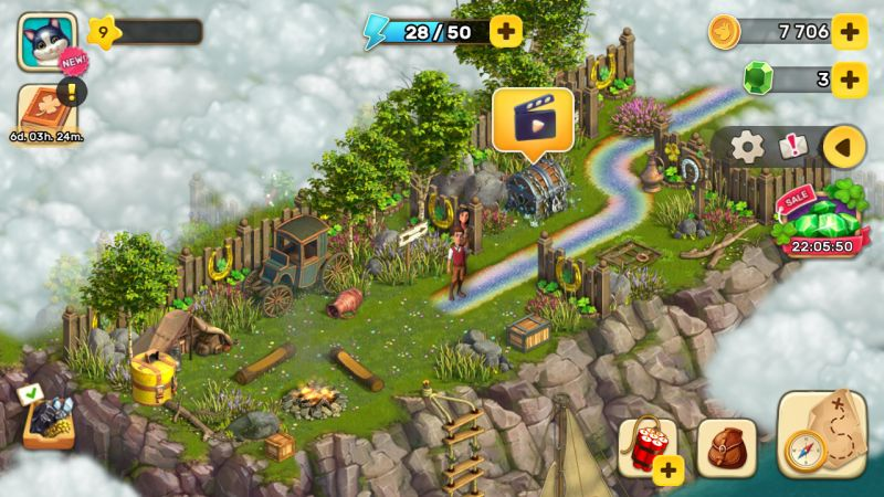 klondike adventures double rewards