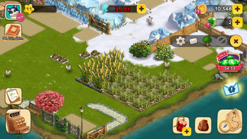 klondike adventures farm