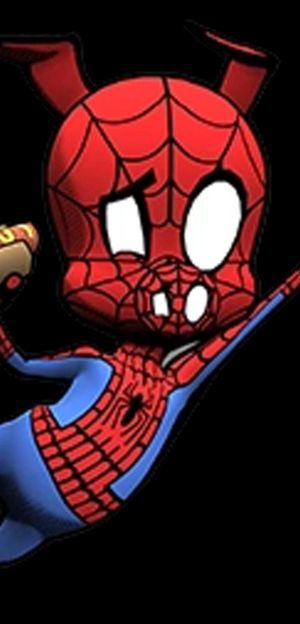 spider-ham marvel contest of champions